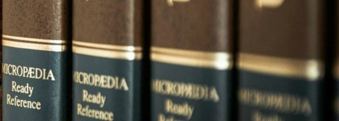 A Long-Term Investment: Encyclopedia Britannica