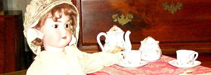 Tea Party Math for Preschoolers