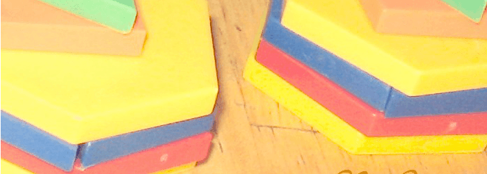 Pattern Blocks and Preschoolers