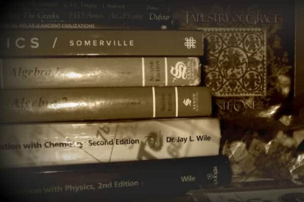 Classically Homeschooling 2014-2015 Curriculum Choices