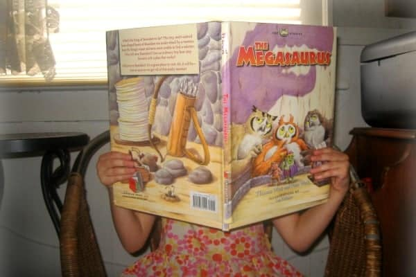 The Megasaurus Won My Heart