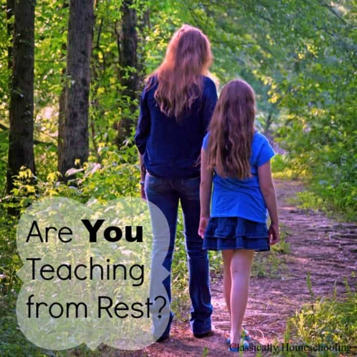 Do you know what Frozen and Teaching from Rest have in common? Both speak of the importance of moving or teaching from a state of peace or love.