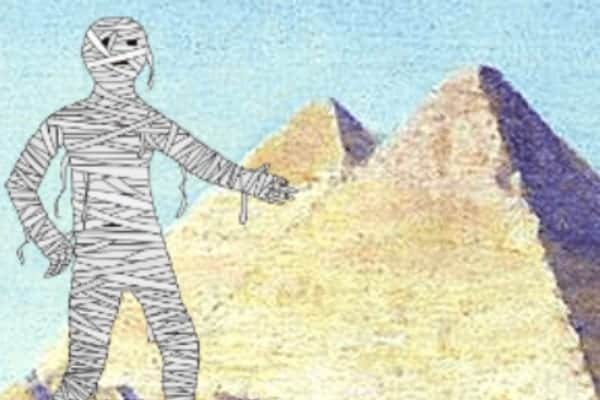 Ancient Egypt and Horror Movies
