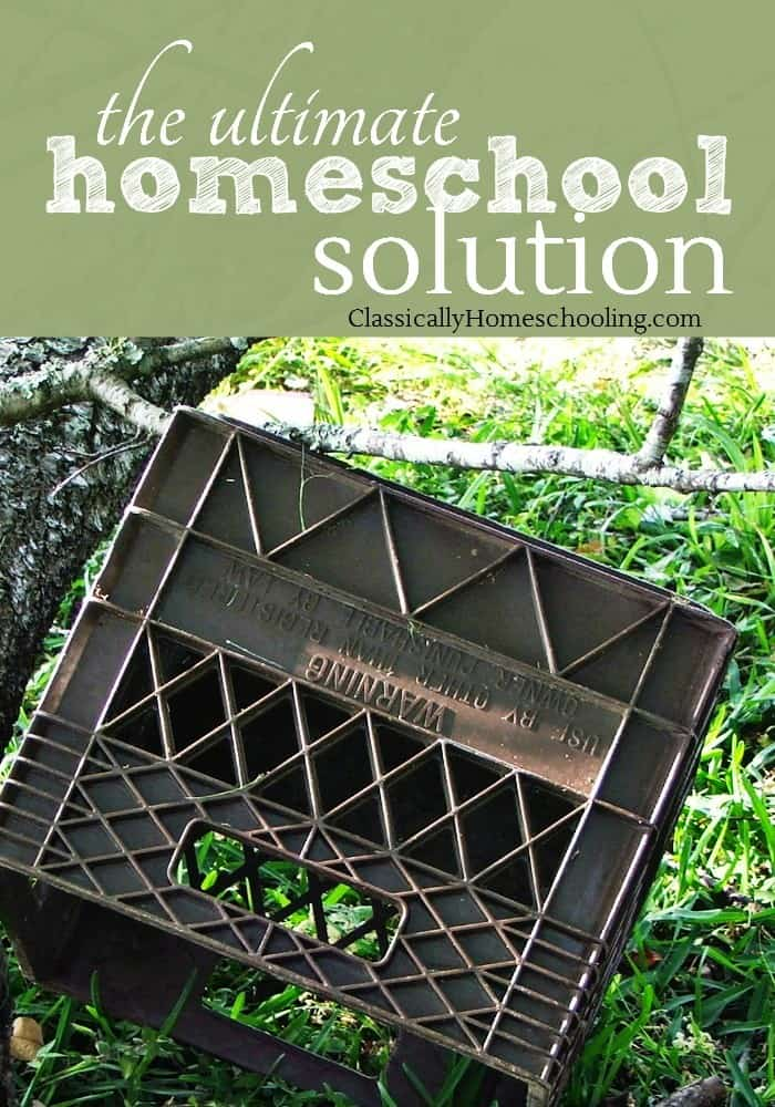 ultimate homeschool solution