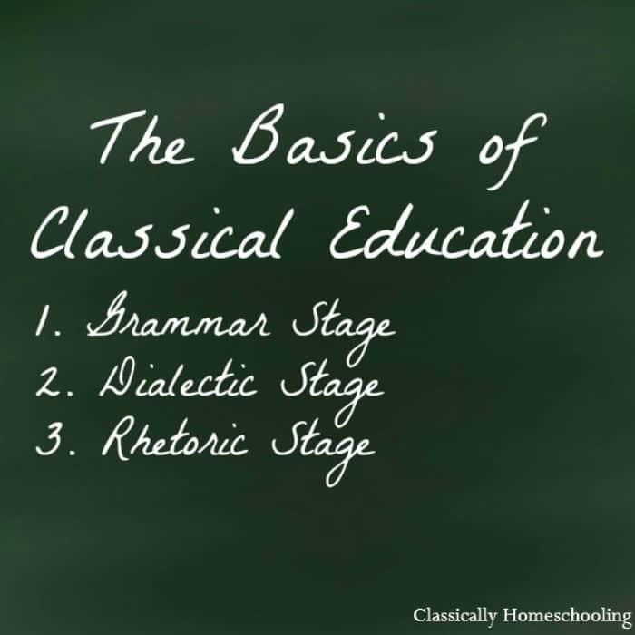 Basics of Classical Education