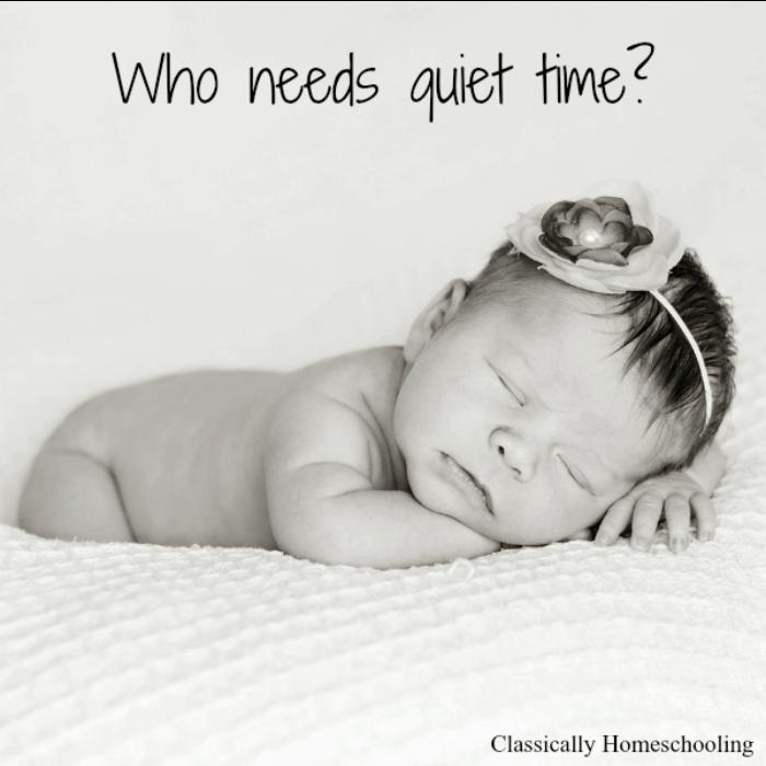 quiet time 2
