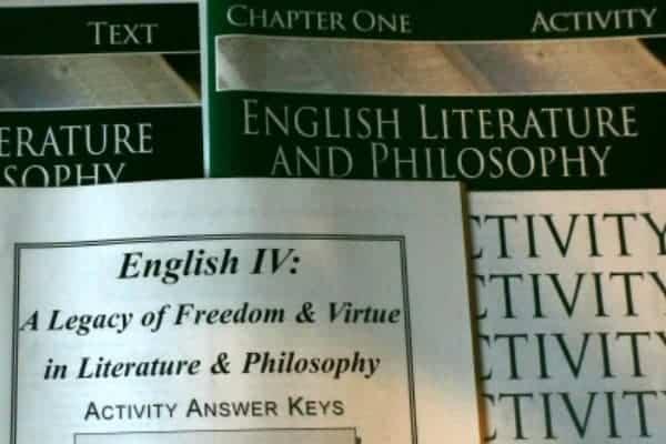 Paradigm Accelerated Curriculum: English IV