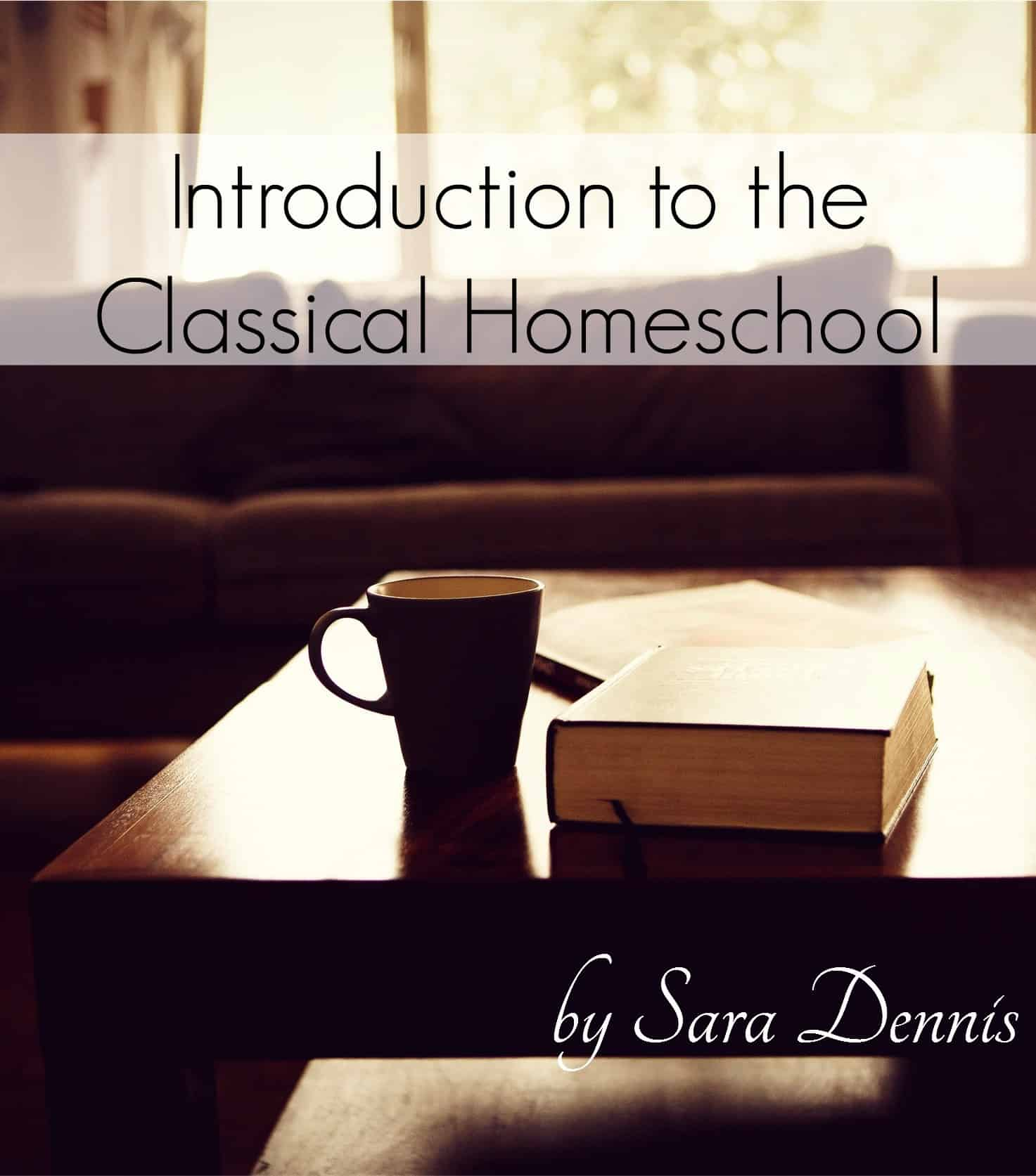 an introduction to the analysis of homeschoolers