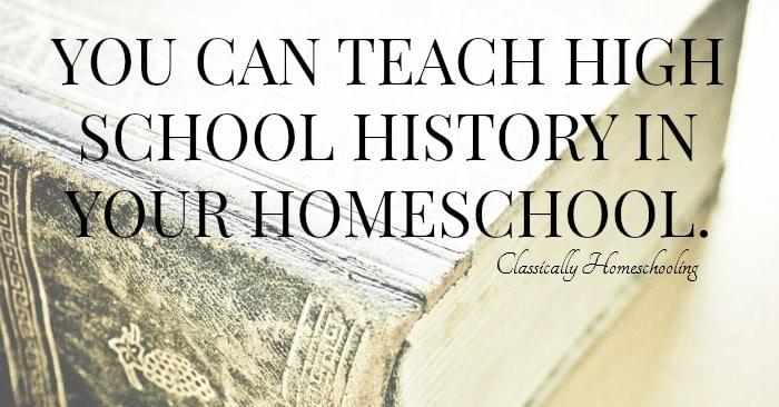 high school history fb