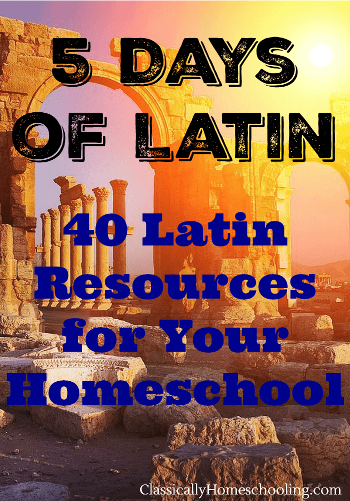 Are you looking for Latin resources or games to spice up your Latin studies? After all, we can only drill so long before everyone goes batty. Using fun worksheets or games changes up the studies, keeps us fresh, and makes learning fun.