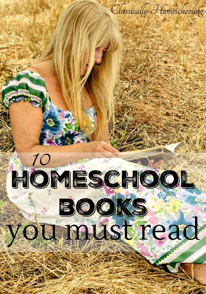 Homeschooling may feel like an overwhelming, solitary journey at times, but it's not. Over the years there are many, many families who have walked the homeschooling path. Here are 10 homeschooling books you should read for encouragement, ideas, and inspiration.