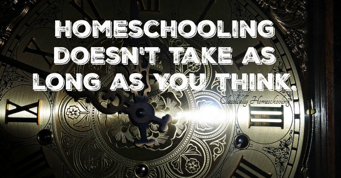 how does homeschooling take