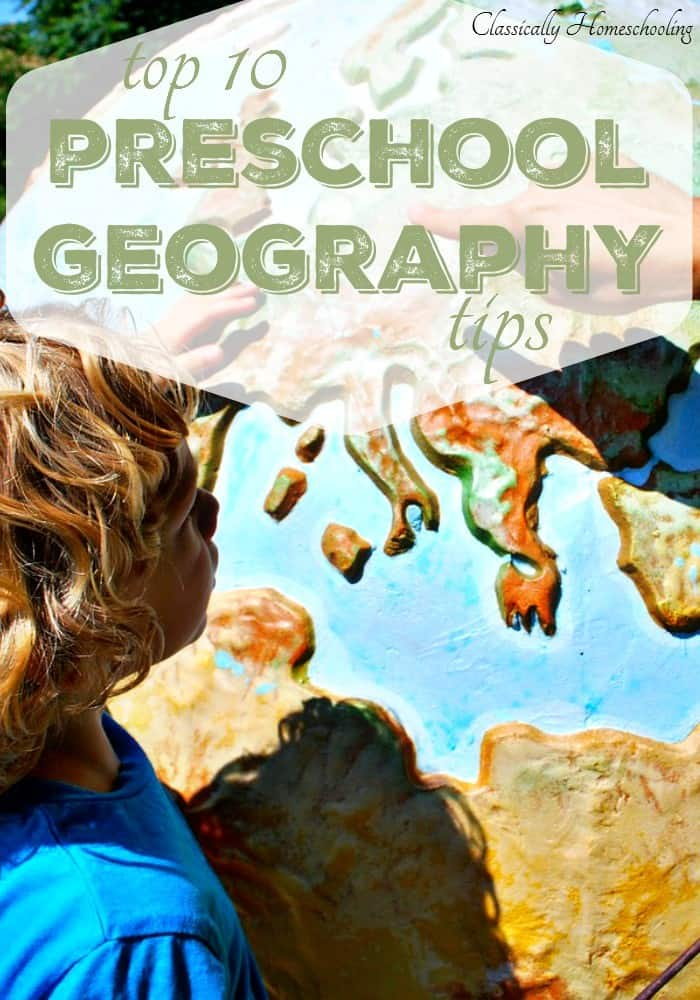 While you may not think of geography and preschoolers going together, preschool is actually a great time to teach geography. Young children are fascinated by far off places. So don't hold back teaching preschool geography today!