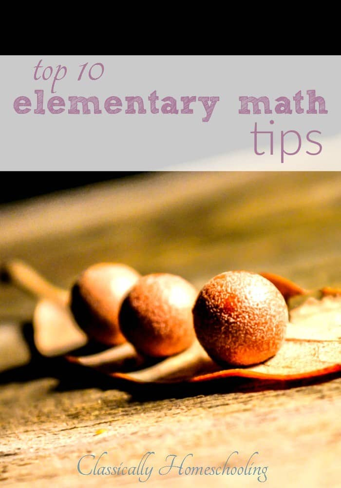Elementary math isn't always the easiest subject to teach, but it's tons of fun. Kids at this age are eager to learn.