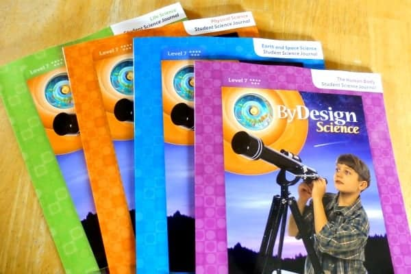 By Design: A Science Textbook Review
