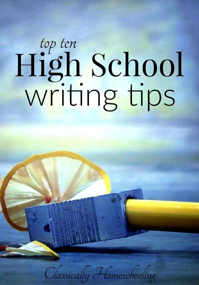 high school essay writing software