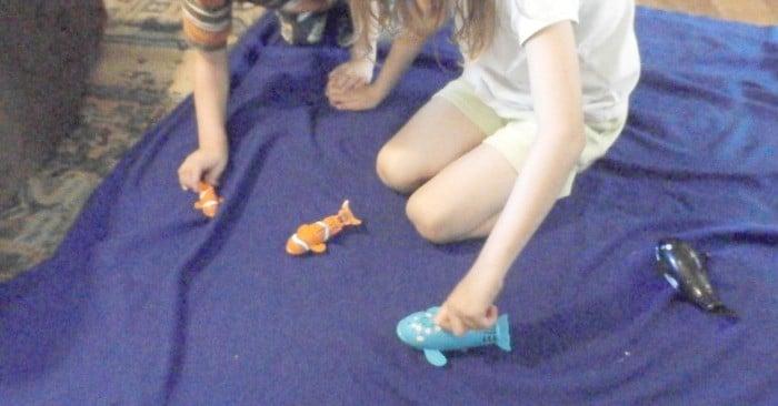 lil fishys fish toys