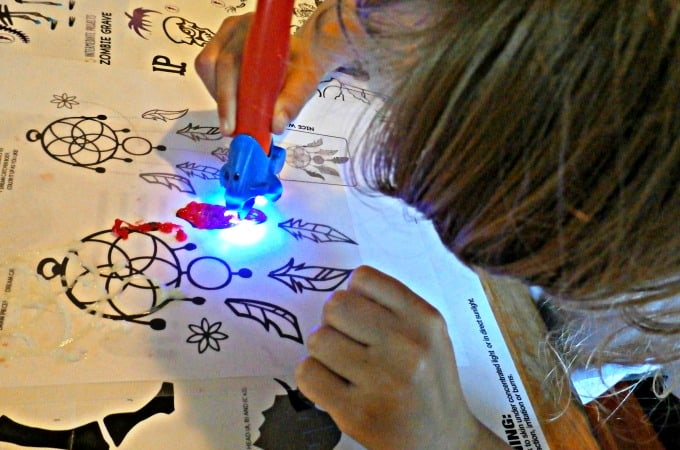 Add a New Medium to Your Study of Art: IDO 3D Pens