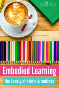 pin embodied learning