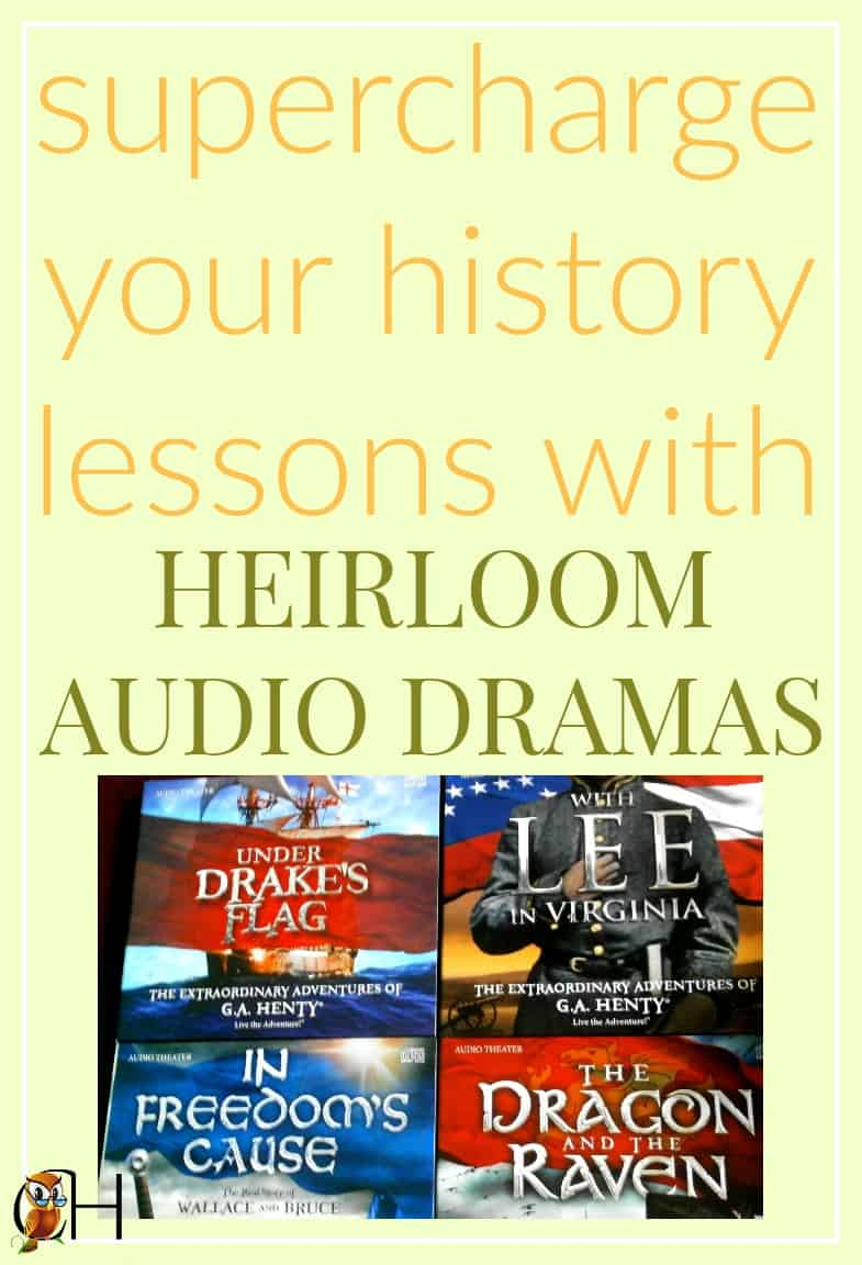 Audio dramas bring history to life as they supercharge your history with timeless stories of adventure, drama, and history-changing events. Find out more today!