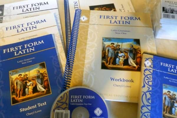Learn Latin with First Form Latin