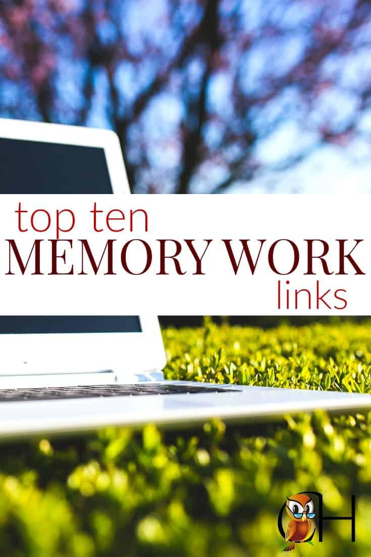 Have you ever wondered what other homeschool families choose to memorize and how they organize their memory work? Click here to learn more!
