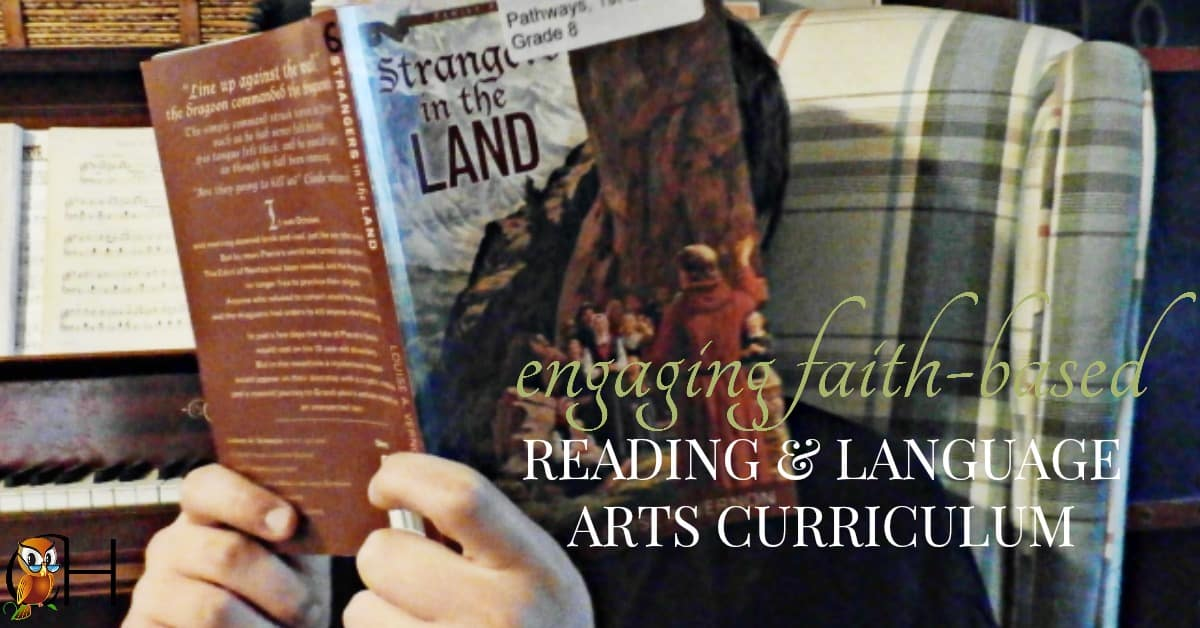 Engaging Faith-based Reading and Language Arts Curriculum