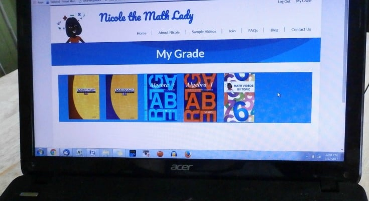 If you're looking for someone to teach middle school math for you, look no farther! Nicole the Math Lady is a tutor who specializes in middle school math.