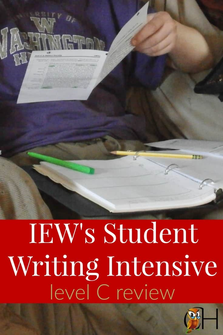 Are you looking to get writing completed consistently in your homeschool? To take the burden of teaching writing off your shoulders? IEW is your answer!