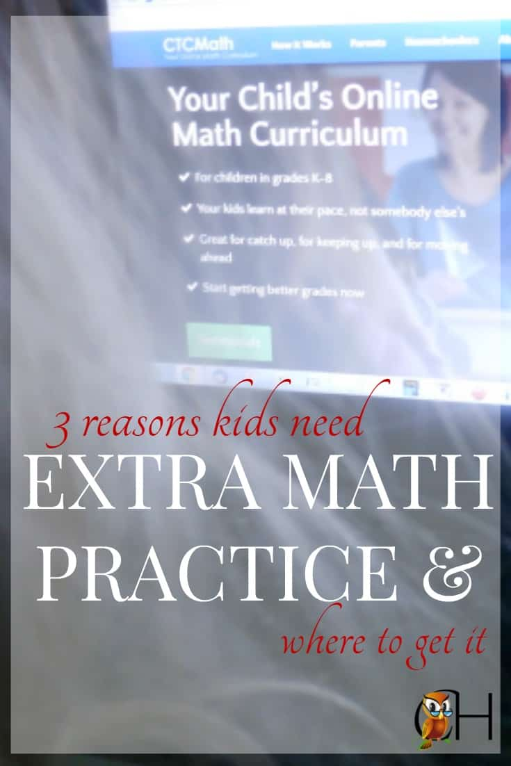 3 Reasons Kids Need Extra Math Practice & Where to Get It