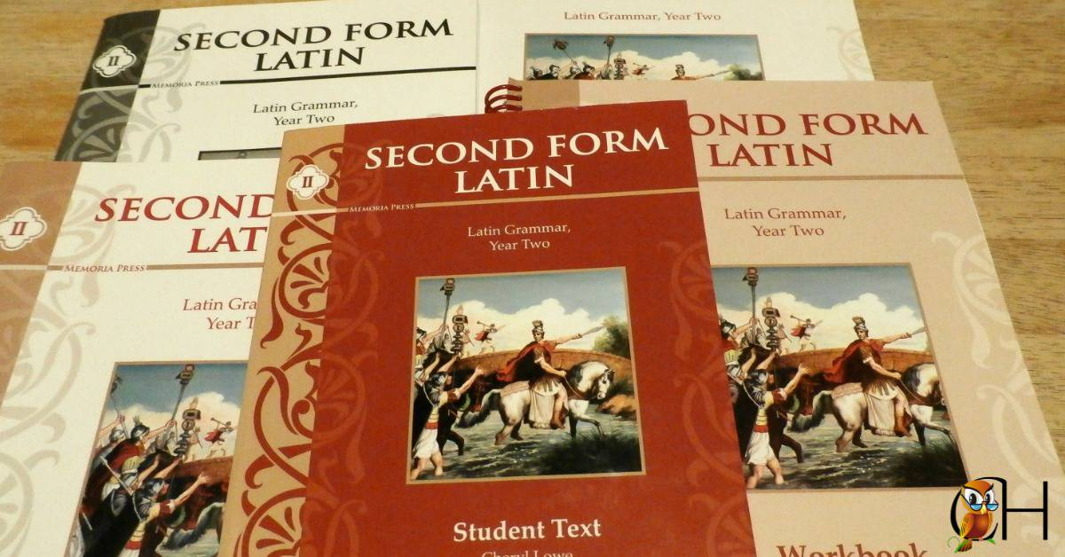 Last year my son used First Form Latin. The curriculum was an amazing fit for my family's needs! Needless to say, we're using Second Form Latin this year.