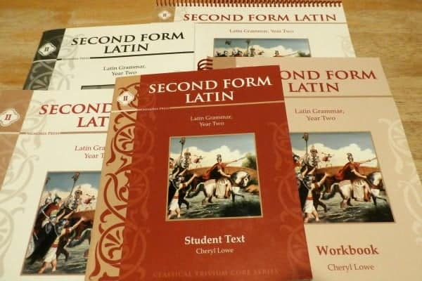 Enjoy Learning Latin with Second Form Latin