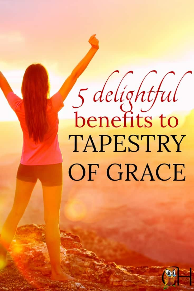 A new curriculum is stressful as you always worry if it will work out. For us, Tapestry of Grace not only worked out but brought wonderful benefits with it!
