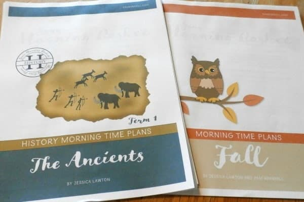How to Enjoy Homeschool Morning Time with Your Family
